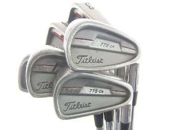 Titleist Forged 775. CB