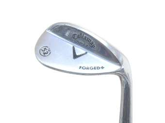 Callaway Forged + Chrome