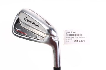 Taylormade Tour Preferred Cb Irons Steel  Pw Reviews