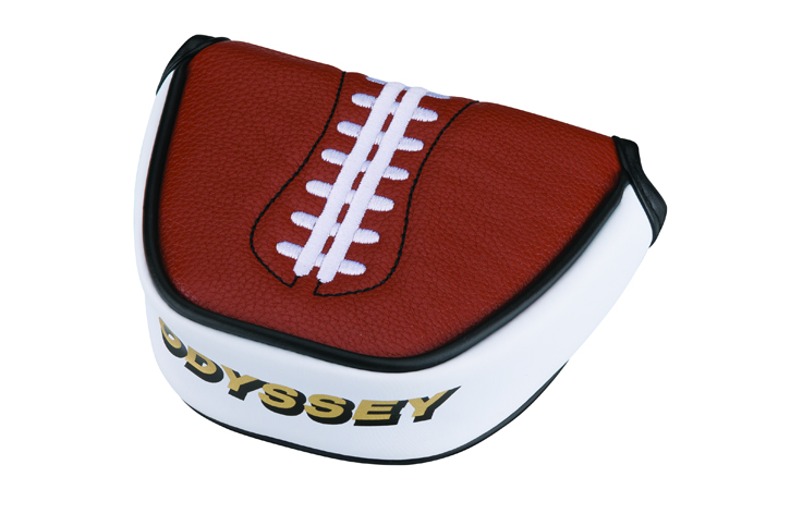Odyssey Football Mallet Head Cover
