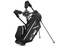 Sun Mountain 2015 H2NO Lite Stand Bag Sort + Gratis Paraply