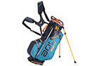 Big Max Aqua Eight Standbag Petrol Svart Orange