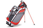 Callaway 2017 HL 3 Stand Bag Grey Orange White