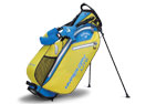 Callaway 2017 Hyper Dry Lite Stand Bag Yellow Blue White