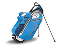 Callaway 2017 Hyper Dry Lite Stand Bag Blue Black Silver