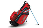 Callaway 2018 Hyper Dry Fusion Stand Bag Red Black Blue