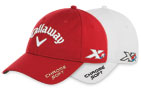 Callaway 2016 TA Performance Pro Cap Multi-Buy White & Red