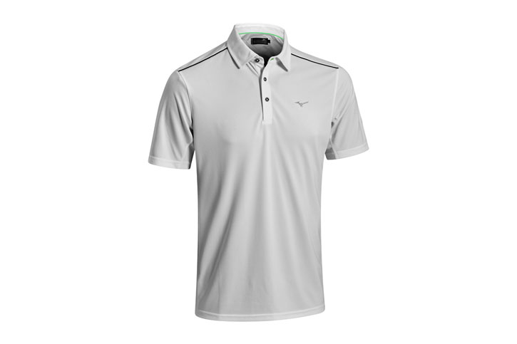 Mizuno 2016 Plain Polo Grey (M)