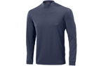 Mizuno 2014 Yomo Mock Base Layer Blue Large (L)