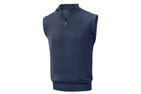 Mizuno 2015/16 Hayate Sweater Vest Blue Medium (M)