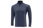 Mizuno 2014 Warmalite 1/2 Zip Sweater Blue X-Large (XL) - SALE