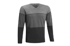 Mizuno 2015 Stripe Sweater Charcoal (M) - SALE