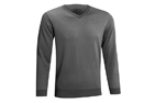 Mizuno 2015 V-Neck Sweater Black (XL) - SALE