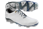 FootJoy 2014 DNA Golf Shoes White Navy UK 10 - SALE