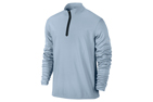 Nike AW2013 1/2 Zip Banded Tech Cover Up Sweater Armory Blue M
