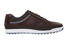 FootJoy 2014 Contour Casual Golf Shoes Brown (UK 10) - SALE