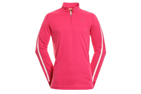 Puma LS 1/4 Zip Pull Cabaret Medium (M) - SALE