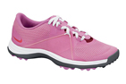 Nike 2014 Lunar Summerlite II Golf Shoes Pink (UK 4) - SALE
