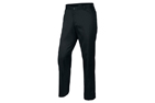 Nike Flat Front Trousers Black W36 L32 - SALE