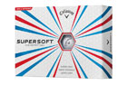 Callaway 2016 SuperSoft Golfballen