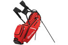 TaylorMade 2017 Flextech Crossover Stand Bag Red
