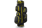 Mizuno 2015 Eight50 Cart Bag Schwarz + Gratis Handtuch