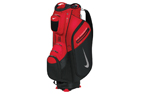 Nike 2015 Performance II Cart Bag Schwarz Rot