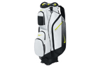 Nike 2015 M9 III Cart Bag Weiß Volt