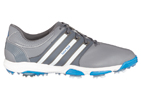 adidas (UK 7.5) Tour 360 X Golf Shoes Grey Blue - SALE