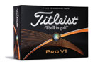 Titleist Limited Edition Pro V1 Golfballen #00