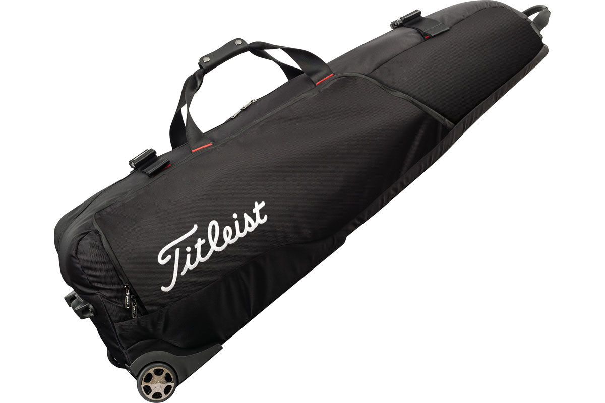 Titleist 2016 Professional Travel Cover Black