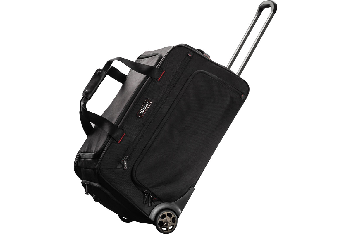 Titleist Luggage - Wheeled Duffel