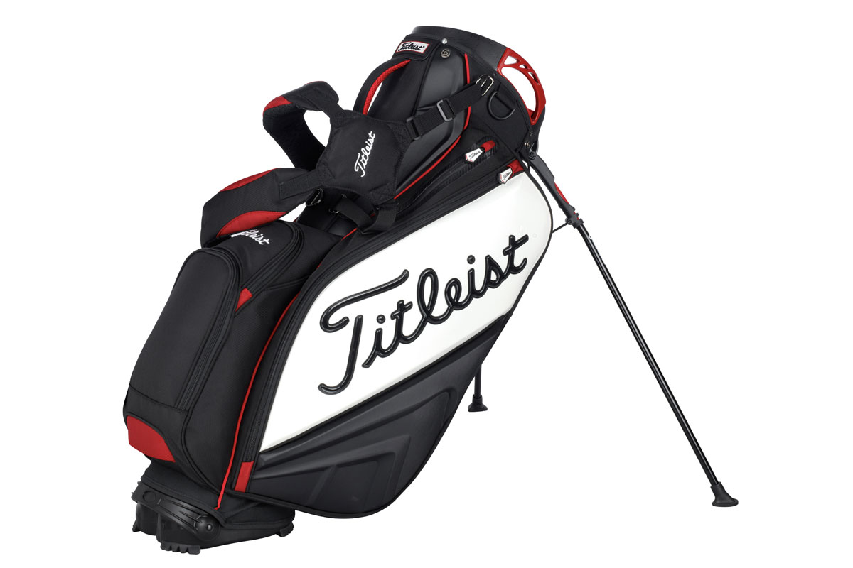 Titleist 2015 Tour Stand Bag Sort