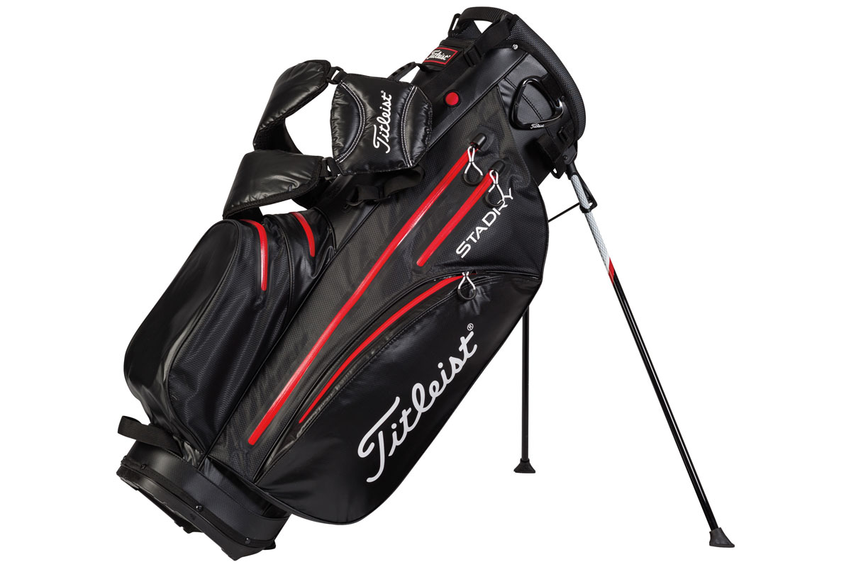 Titleist 2015 Stadry Stand Bag Sort