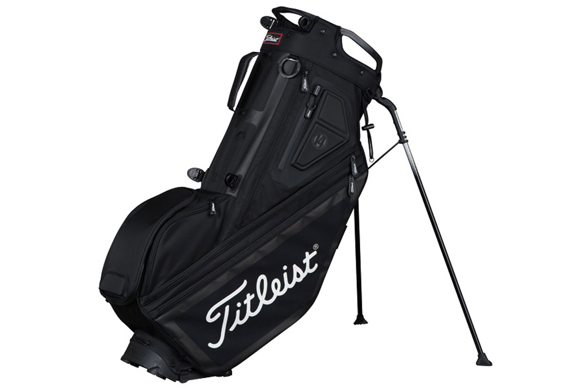 Titleist 2017 Players 14 Stand Bag Black