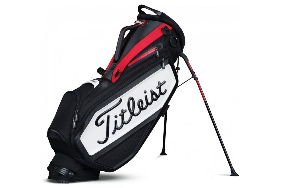 Titleist 2017 Staff Stand Bag