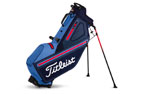 Titleist 2018 Players 4 StaDry Stand Bag Navy Marina Red