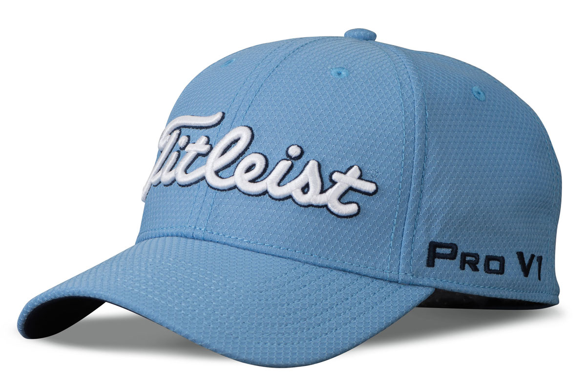 Titleist 2017 Dobby Tech Cap Blue White (S/M)