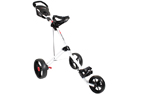 Masters 2017 5 Series 3 Wheel Trolley White