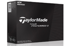 TaylorMade 2015 Tour Preferred X Golfbollar 3PK (36 Bollar)