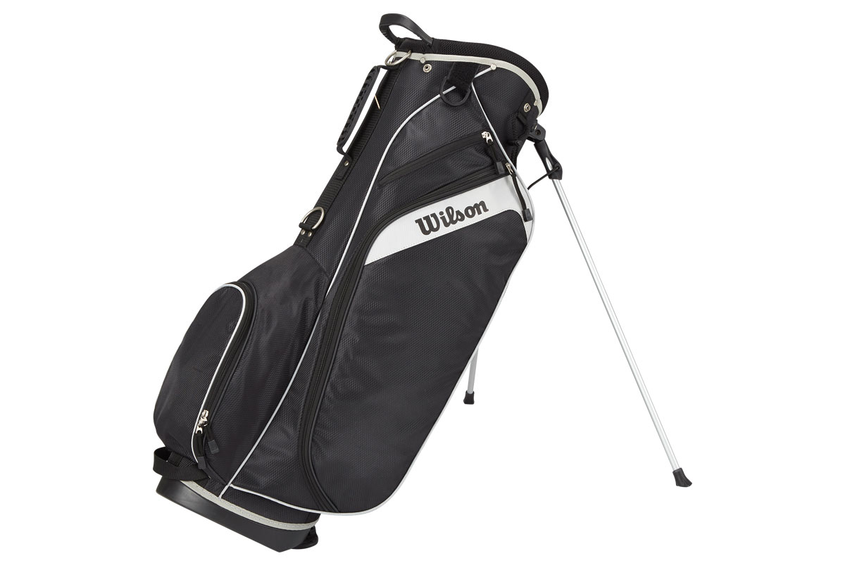 Wilson 2017 Profile Stand Bag Black