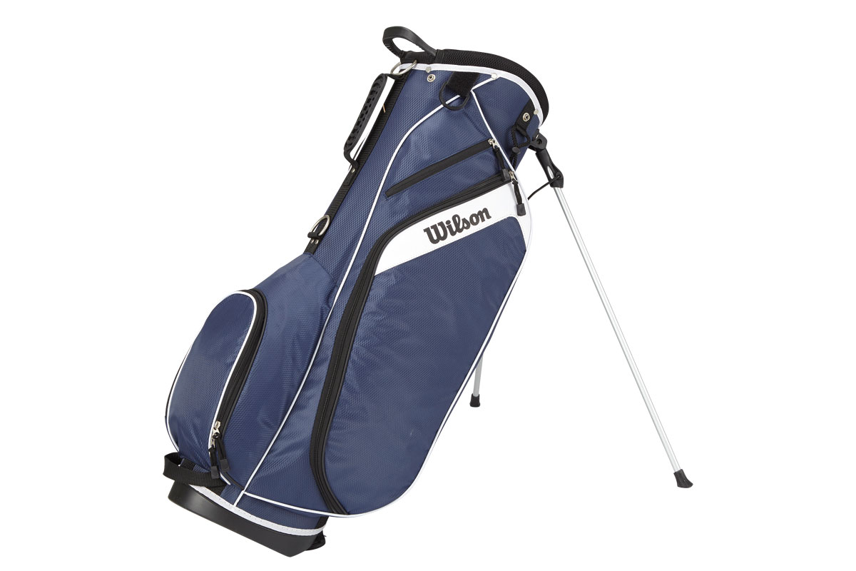 Wilson 2017 Profile Stand Bag Blue