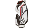 Wilson Staff 2015 Performance Cart Bag Weiß + Free Towel