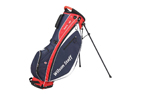 Wilson Staff 2015 Ionix Light Stand Bag Rød