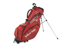 Wilson Staff 2015 Nexus Stand Bag Rød + Free Towel