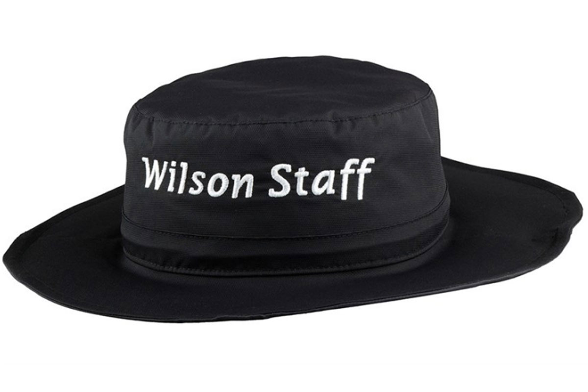 Wilson Staff Bucket Hat Black