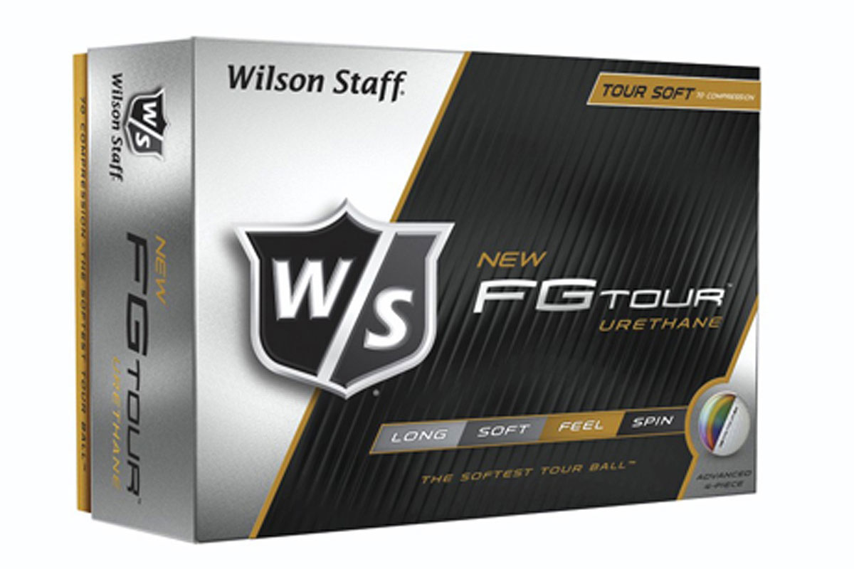 Wilson Staff 2016 FG Tour Golf Balls 3PK