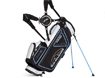 Sun Mountain 2014 Four 5 Stand Bag Sort Hvid Surf