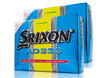 Srixon 2012 AD333 Yellow x2