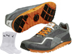 Puma 2014 FAAS Lite Mesh Chaussures Golf Gris EUR 43 with FREE Chaussettes